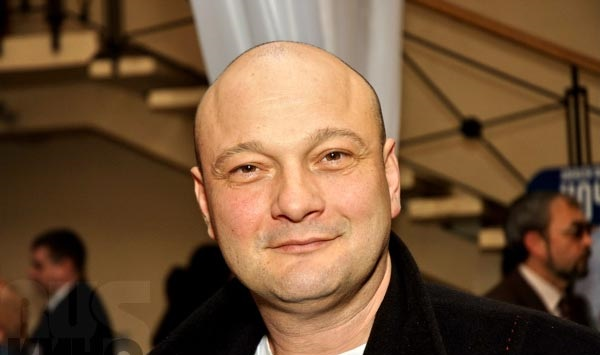 Сергей Гинзбург
