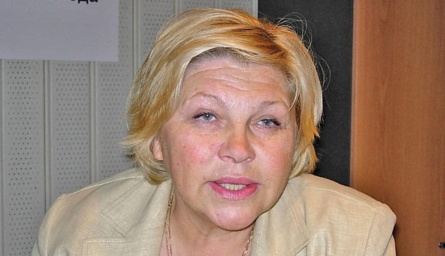 Елена Драпеко