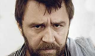 Сергей Шнуров актеры фото сейчас