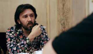 Сергей Шнуров актеры фото биография