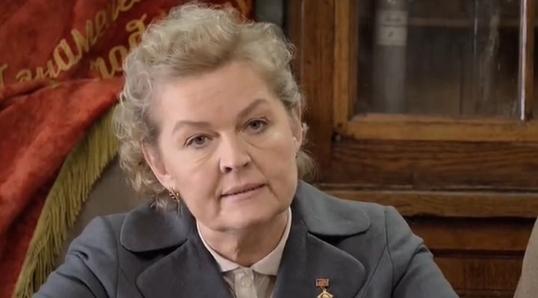 Валентина Грушина