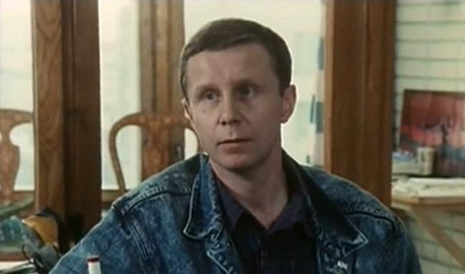 Валерий Шальных фильмография