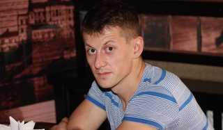 Актер Дмитрий Вивчарюк фото