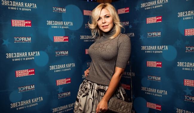 Виктория Лукина фильмография