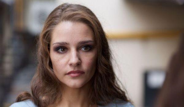 Глафира Тарханова пробуется в роли телеведущей развлекательного шоу