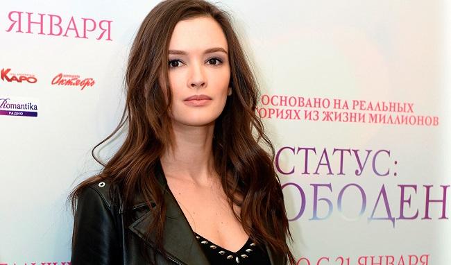 Паулина Андреева до встречи с Бондарчуком