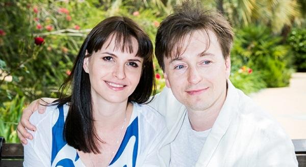 Сергей Безруков и Анна Матисон работают над совместным проектом