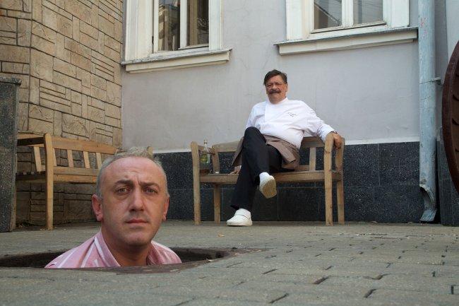 Фото актера Эльберд Агаев