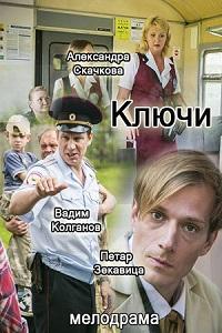 Ключи актеры и роли