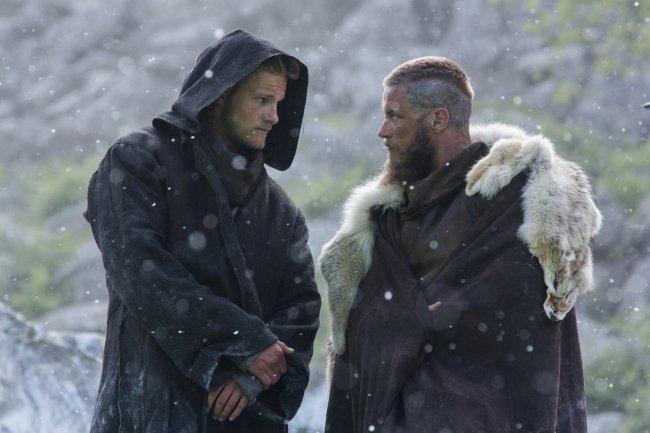 Викинги (4 сезон) кадр №1