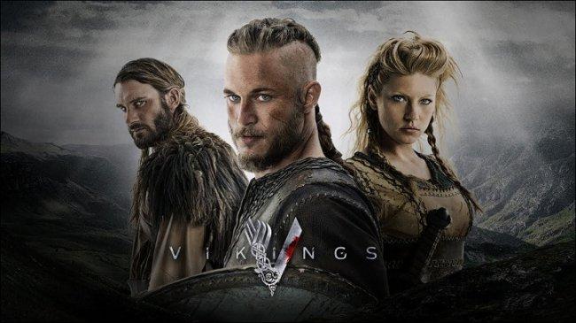 Викинги (4 сезон) кадр №4
