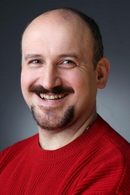 Фото актера Сергей Рубашкин
