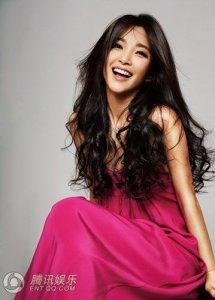 Бинбин Ли актеры фото биография