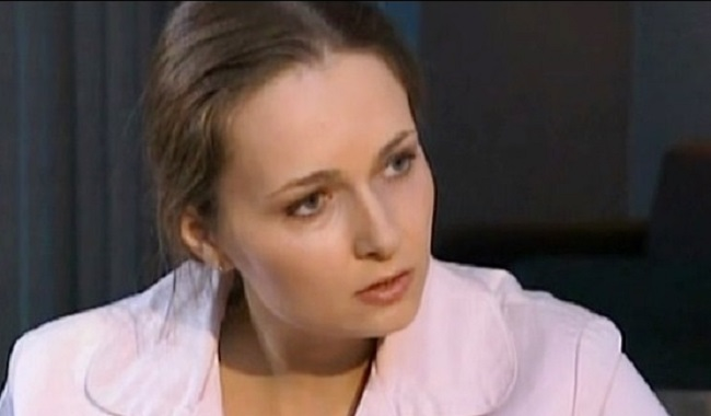 Анастасия Менюшина фильмография