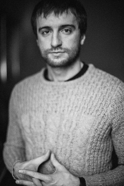 Актер Антон Багров фото