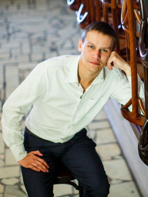 Фото актера Антон Полетаев