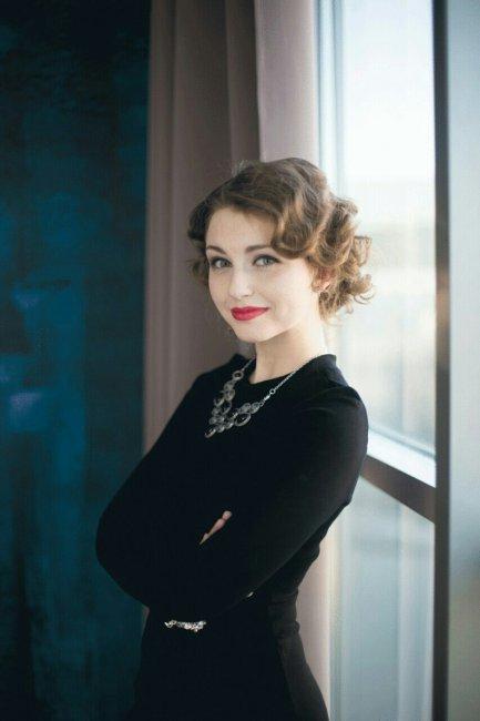 Актер Анастасия Лазо фото