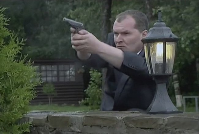 Актер Денис Шленков фото