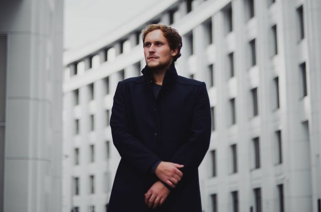 Актер Даниил Солдатов фото