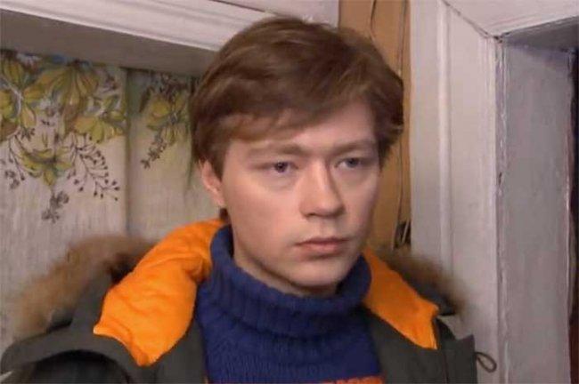 Фото актера Кирилл Грацинский