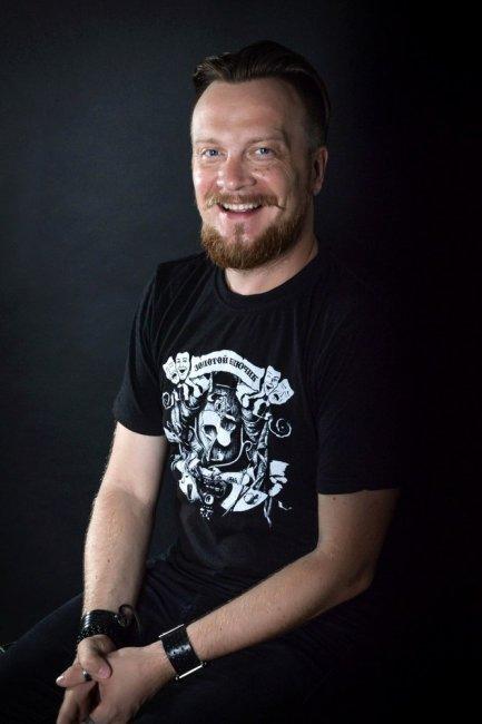 Актер Андрей Пермяков фото