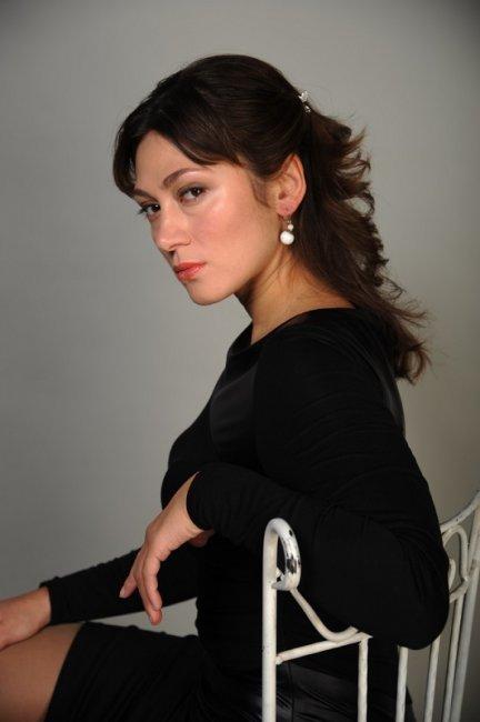 Кристина Салех актеры фото биография