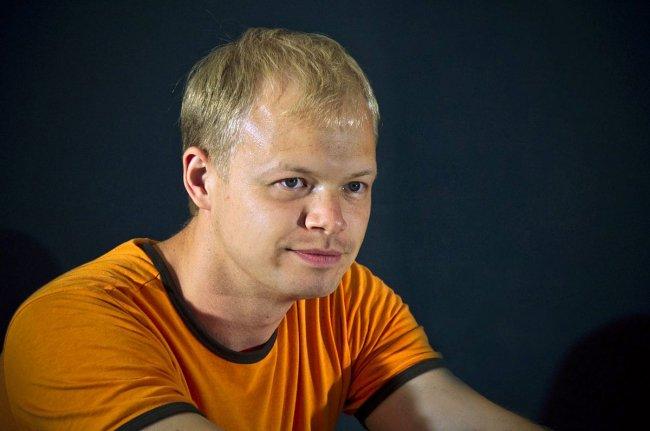 Актер Алексей Усольцев фото