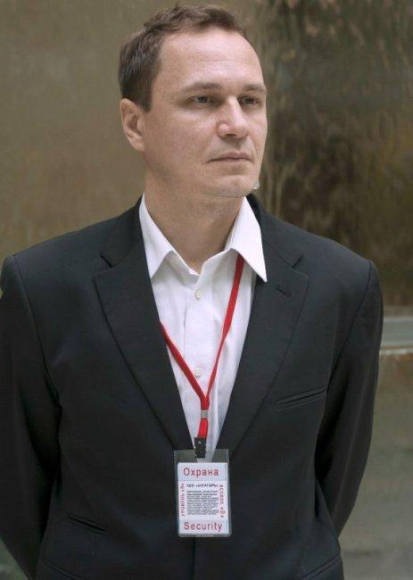 Актер Вадим Белый фото