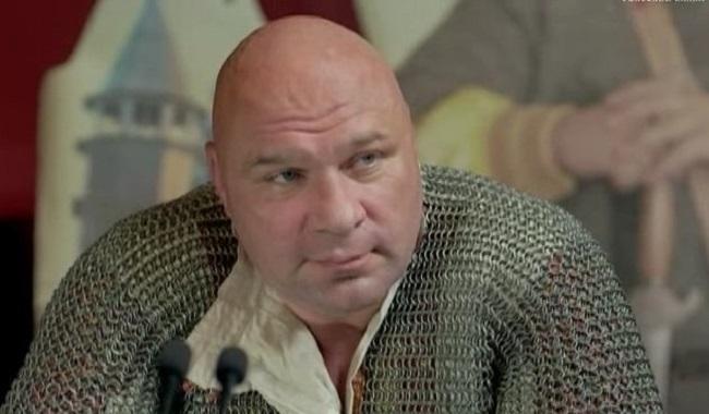 Борис Зверев
