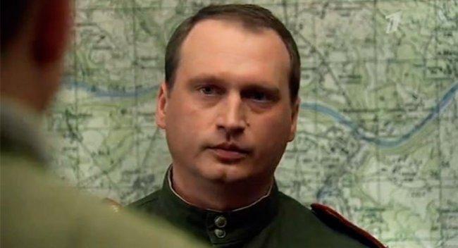 Актер Михаил Кабанов (2) фото