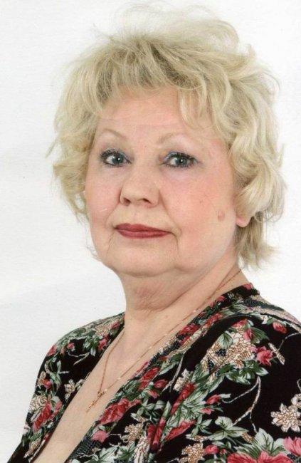 Светлана Виноградова актеры фото биография