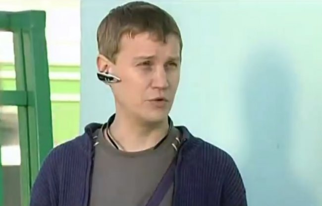 Актер Александр Соловьёв (4) фото