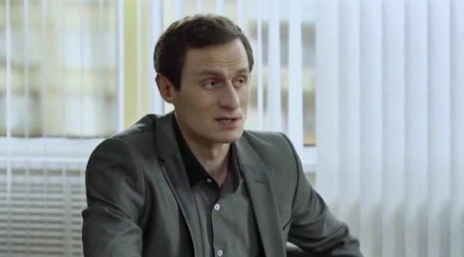 Актер Сергей Малюга фото