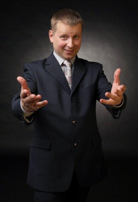 Актер Сергей Суслов фото