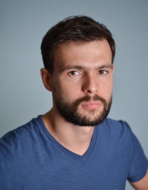 Фото актера Алексей Черничкин