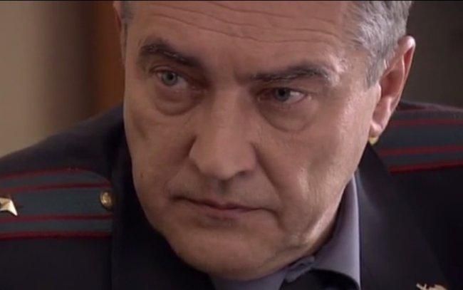 Актер Дмитрий Матвеев фото