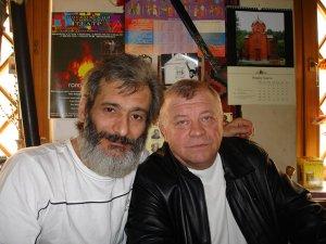 Актер Слава Степанян фото