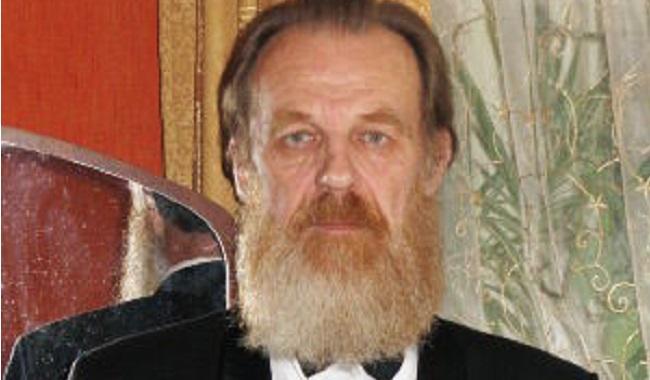 Сергей Студеникин