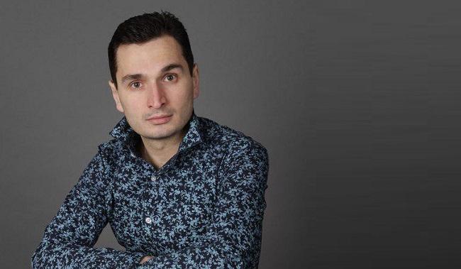 Фото актера Роман Крутий, биография и фильмография