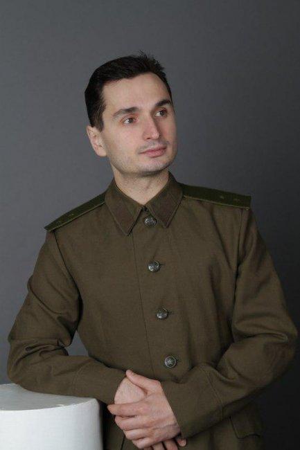 Роман Крутий актеры фото биография