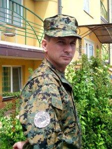 Актер Александр Ковбасюк фото
