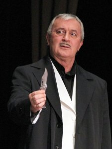 Актер Александр Гетманский фото