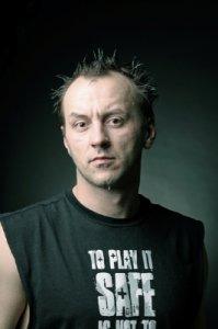 Актер Евгений Рачок фото