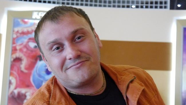 Юрий Жаравин