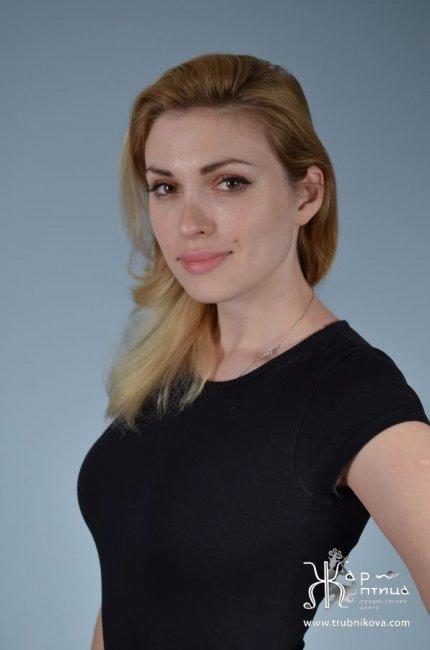 Евгения Ярушникова фотография