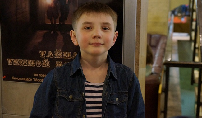Фото актера Егор Губарев, биография и фильмография
