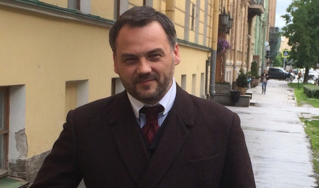 Алексей Меншиков