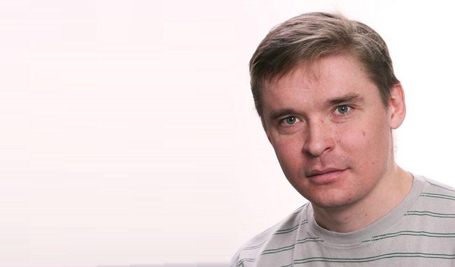 Сергей Рядовкин