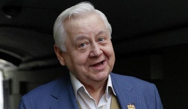 Олег Табаков искусственно введен в кому