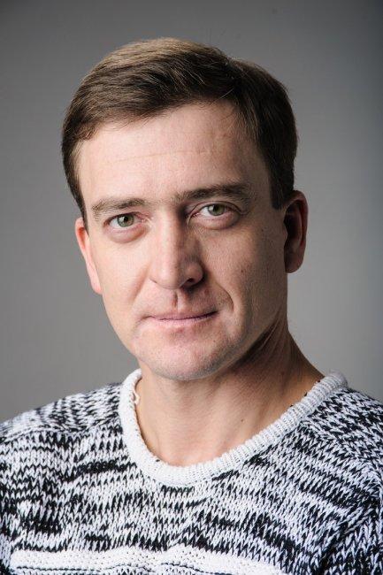 Фото актера Михаил Сакулин